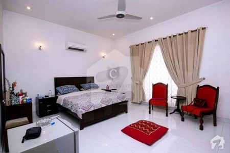 The Most Beautiful Design 1 Kanal Slightly Used Full House  For Sale In Dha Phase 7