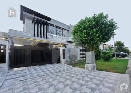 Brand New Modern House Located Near Park In Phase 6