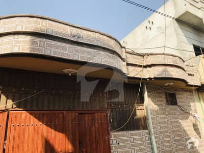 House For Sale Have 3 Bedrooms 3 Washrooms Along With A Ventilation A Tv Launch And A Car Porch Well Designed Roof And The Great Wood Work