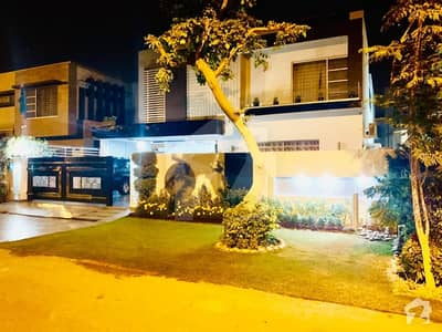 Syed Brothers Offers 1 Kanal 2 Years Used Mazhar Munir Design Bungalow For Sale