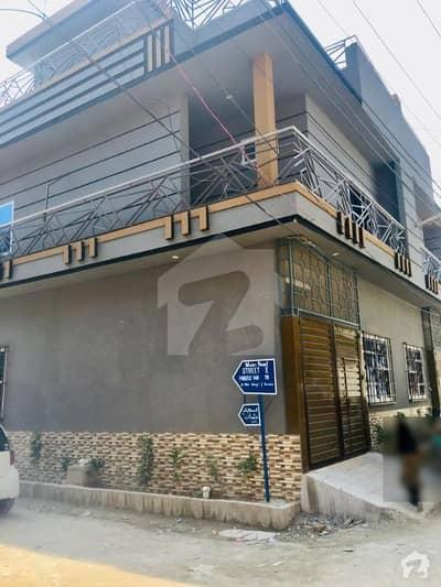 درمنگی ورسک روڈ پشاور میں 4 کمروں کا 3 مرلہ مکان 80 لاکھ میں برائے فروخت۔