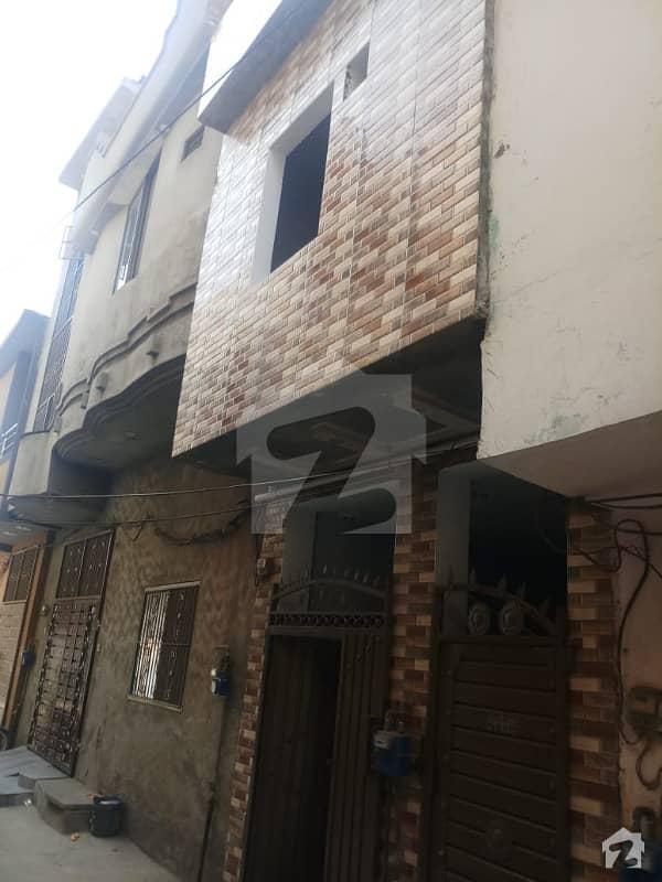 مُعیز ٹاؤن ہربنس پورہ لاہور میں 2 کمروں کا 2 مرلہ مکان 32 لاکھ میں برائے فروخت۔