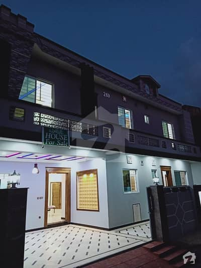 pakistan  phase 1 brand new 4560 double unit home with 2 side open home available for sale