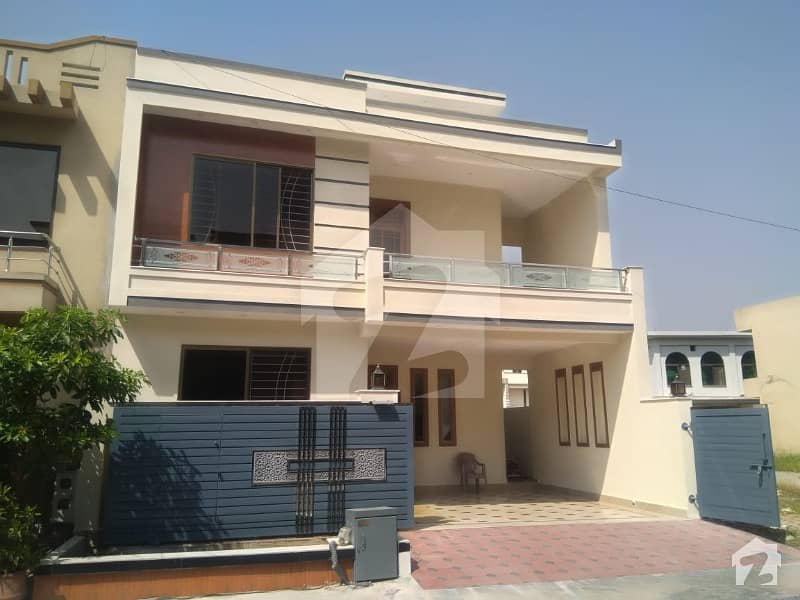 Double Storey House Is Available For Sale In CBR Town