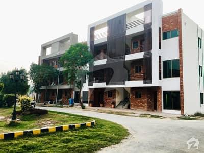 داود هومز ڈیفینس روڈ لاہور میں 1 کمرے کا 2 مرلہ فلیٹ 25.5 لاکھ میں برائے فروخت۔