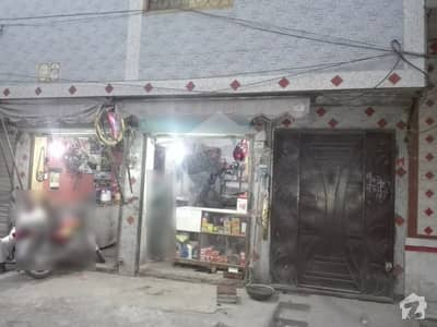 Semi Commercial House Is Available For Sale In New Shadbagh