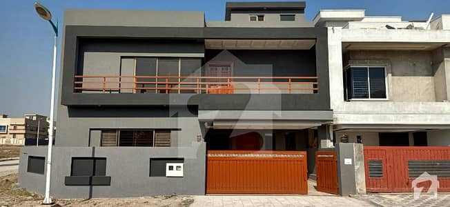 10 Marla Double Unit Corner House Is Available For Sale