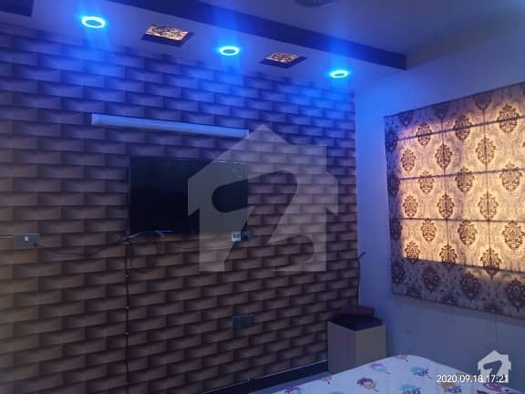 Pent House Newly Furnished   Open Big Terrace   Roof (95lac)