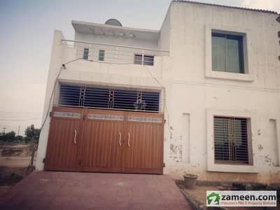 5 Marla House For Sale At Motorway Valley Sargodha Road