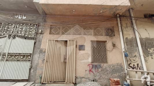 House Is Available For Sale In Street No 4 Mohala Nawaz Park Harbanspura Lahore
