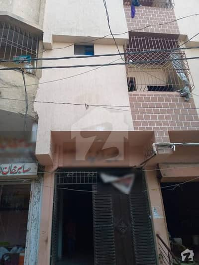 950  Square Feet Flat Situated In Punjab Colony For Sale
