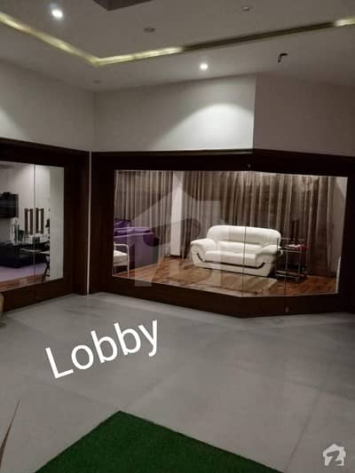 Main Road Near Park 1 Kanal Lower Portion With Basement For Rent