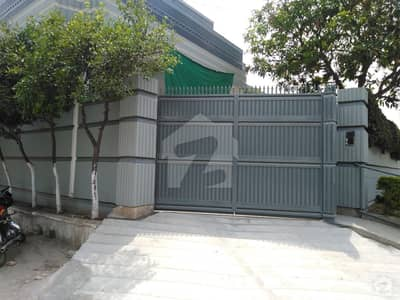 1 Kanal House Is Available In Hayatabad
