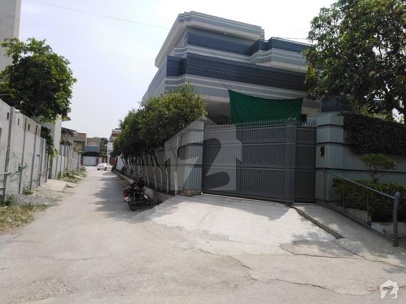 Hayatabad 1 Kanal House Up For Sale