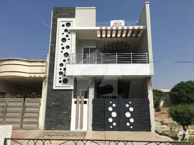 5 Marla Double Storey House Is Available For Sale In Star Villas Bahawalpur