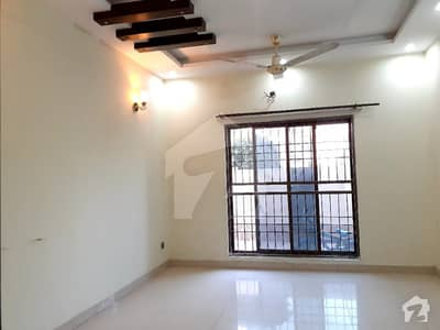 10 Marla Lower Portion For Rent In Block CC Sector D Bahria Town Lahore