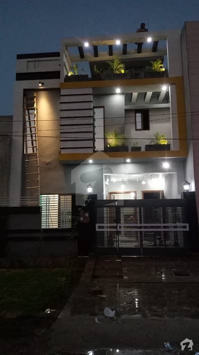 5 Marla Luxary Brand New House For Sale Formanites Housing Society