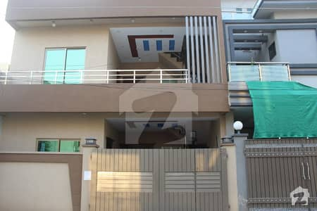 A 5 Marla Double Storey Solid Constructed House For Sale On Very Ideal Location Featuring