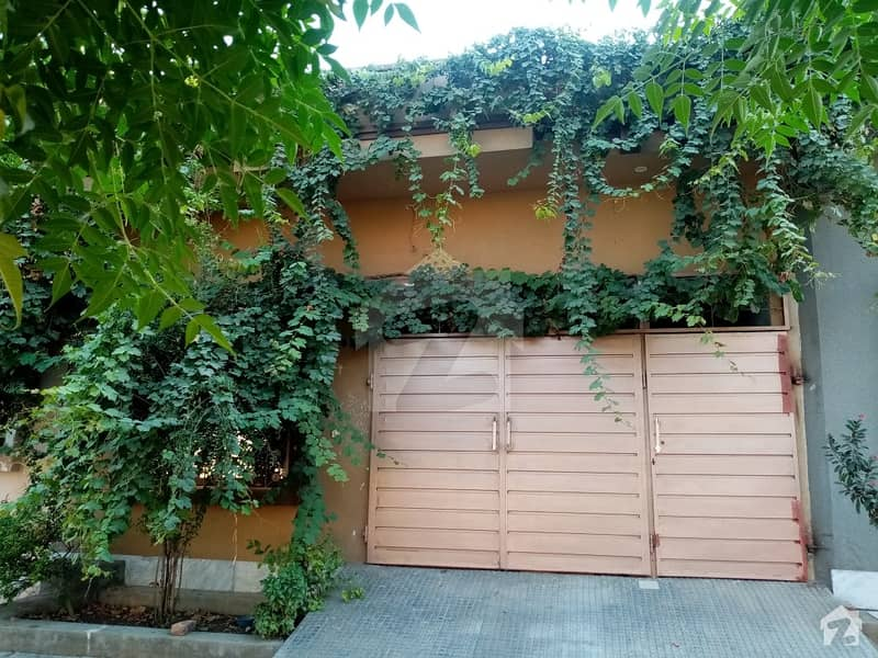 4.25 Marla House In Khayaban-e-Manzoor Is Best Option