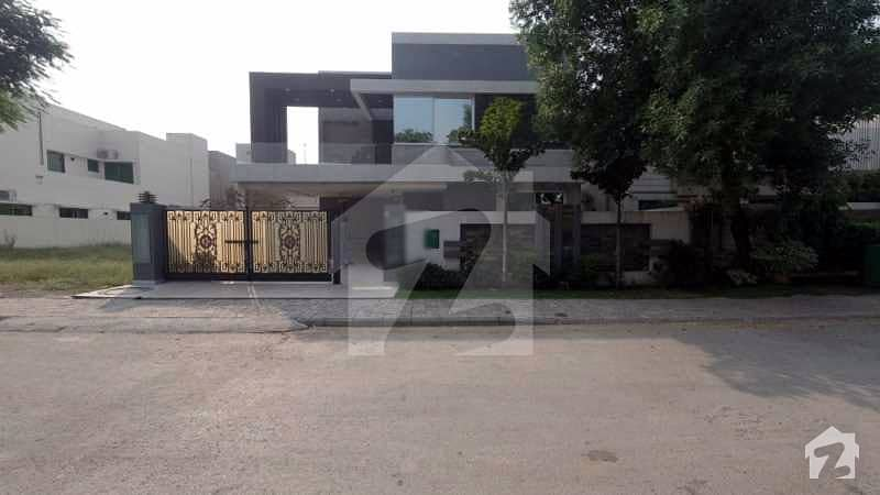 We Offered 1 Kanal Luxury House At Very Best Location With Basement In Sector A Bahria Town Lahore