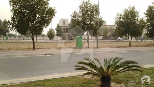 Near To Park And Mosque 1 Kanal Plot Available In Sector F Bahria Town Lahore