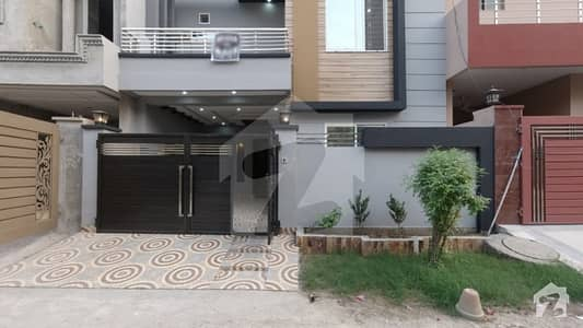 5 Marla House For Sale In In B Block Of Eden Boulevard Lahore