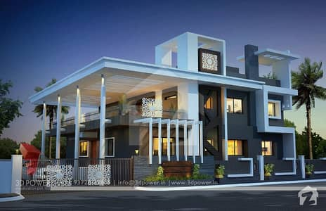 500 Yards Brand New Bungalow For Sale