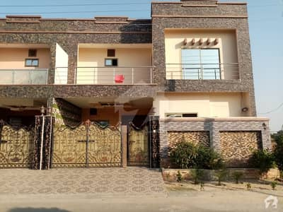 House In Khayaban-e-Manzoor Sized 6 Marla Is Available