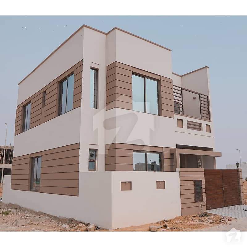 4 Bedroom House On Easy Instalment In Bahria Town Karachi