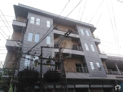 3 Marla Flat For Sale In Samanabad