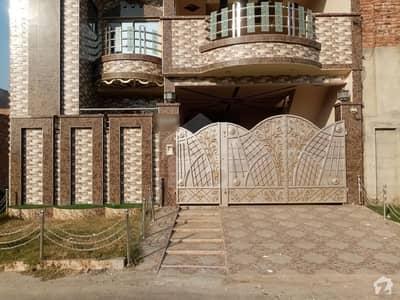 7 Marla House In Khayaban-e-Manzoor For Sale