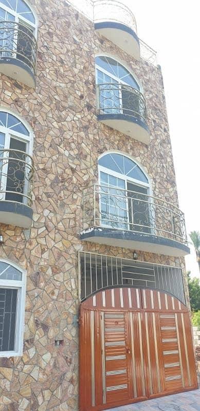 پارک روڈ اسلام آباد میں 5 کمروں کا 4 مرلہ مکان 1.12 کروڑ میں برائے فروخت۔