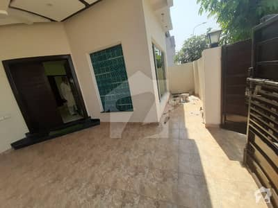 5 Marla Brand New House Facing Park For Rent In DHA