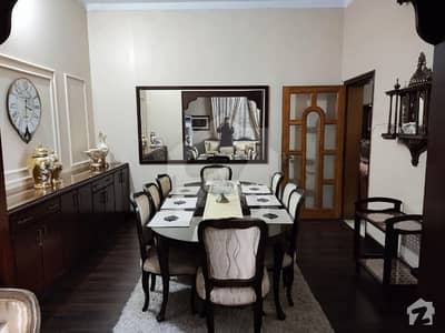 20 Marla Double Storey House With Solid Construction And Luxury Living Standard