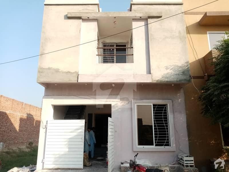 5 Marla House In Khayaban-e-Manzoor For Sale