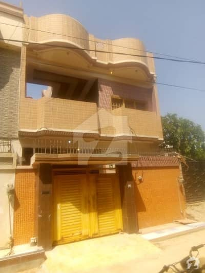 150 Sq Yard Double Storey Bungalow For Sale In Happy Home  Qasimabad