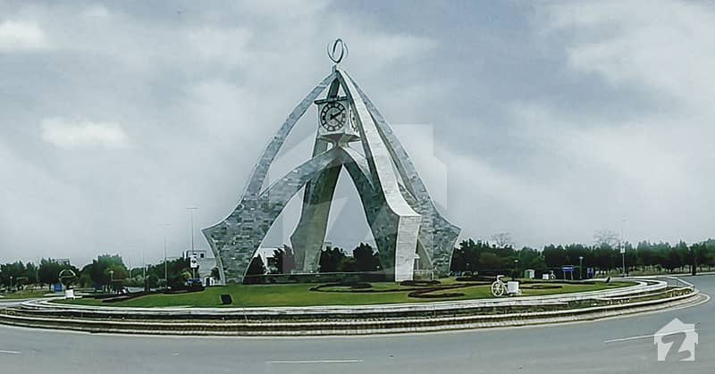 Bahria Town Plot For Sale Tipu Sultan Block Extension