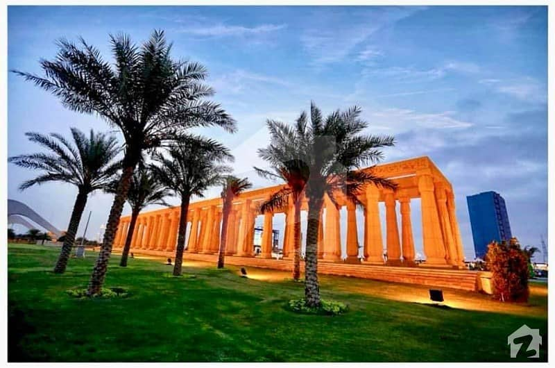10 Marla Residential Plot For Sale In Bahria Town Lahore