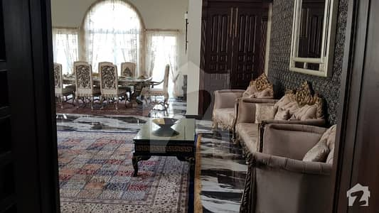 One Kanal Fully Furnished Beautiful House In Dha
