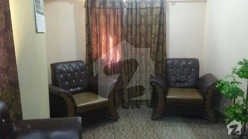 اندہ موڑ روڈ کراچی میں 3 کمروں کا 3 مرلہ فلیٹ 65 لاکھ میں برائے فروخت۔