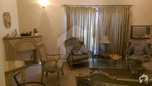 10 Marla Full Furnished House For Rent In Dha Phase 4