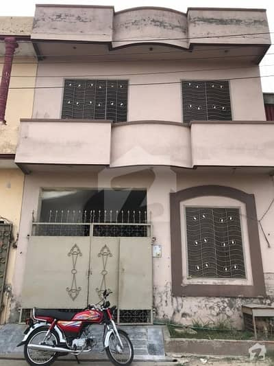 4 Marla Home for Sale in Furqan Block SA Gardens Phase 1 Lahore
