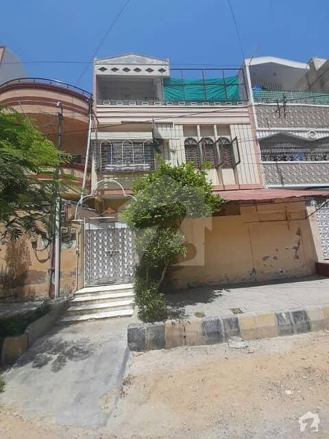 نارتھ کراچی - سیکٹر 11-C/1 نارتھ کراچی کراچی میں 6 کمروں کا 5 مرلہ مکان 2.2 کروڑ میں برائے فروخت۔