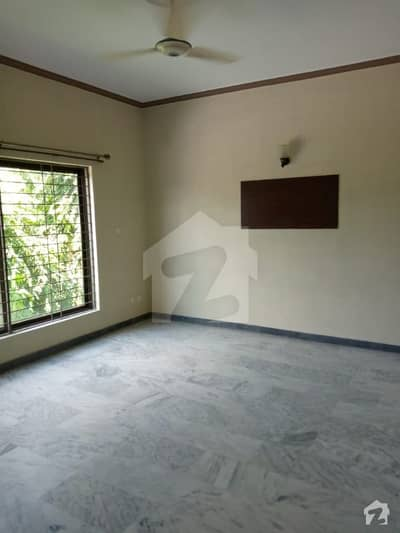 1 Kanal Full House For Rent  A Block State Life Lahore