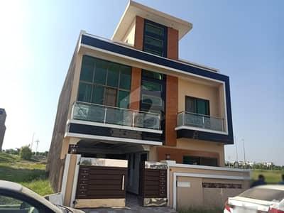 سٹی ہاؤسنگ سکیم جہلم میں 5 کمروں کا 7 مرلہ مکان 1.3 کروڑ میں برائے فروخت۔