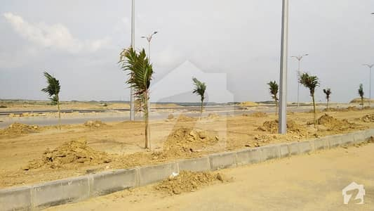 Plot Is Available For On Booking Asf City Karachi Good Location