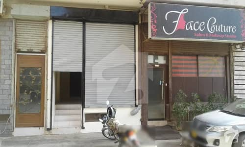 Shop With Basement 600 Sq Ft With Rental Income In Muslim Commercial Dha Phase6