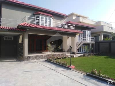 Hayatabad 1 Kanal House Up For Sale