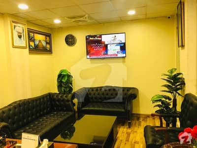 PCCR Offering 525 Square Feet Rented Out Office For Sale In First Floor Near Honda Show Room Good For Investment