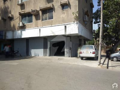 Ground Commercial Space Is Available For Rent